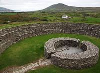 Cahergal Stone Fort Caherciveen
