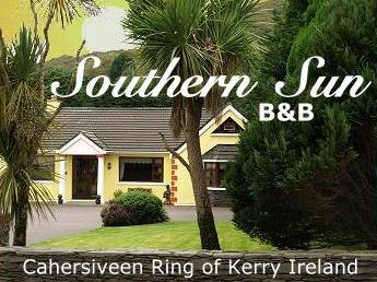 Southern Sun B&B Accommodatie Cahersiveen Ring of Kerry Co.Kerry Ierland